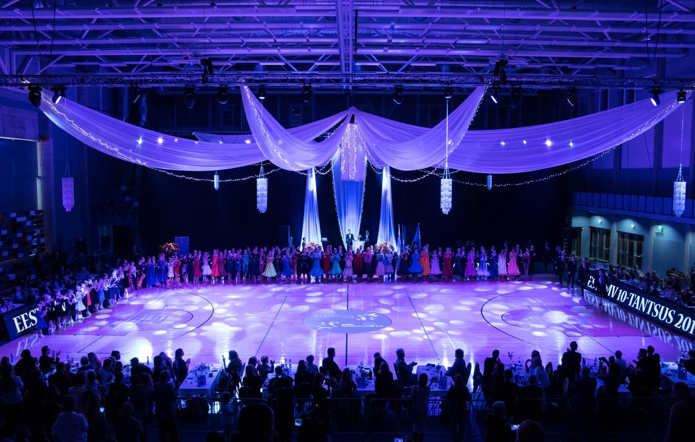 Eesti Meistrivõistlused 10-tantsus 2019